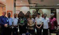 Bupati Sorong Temui Wakil Menteri Luar Negeri