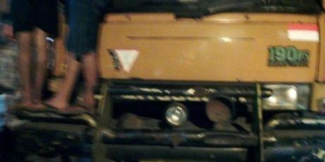 Buruh TKBM Belawan Tewas Digilas Truck Kontainer