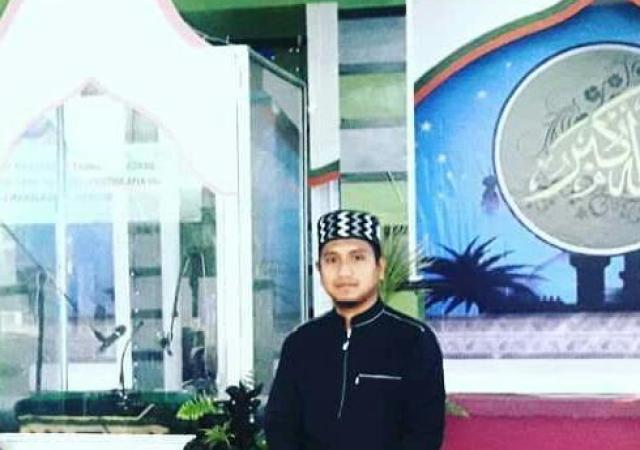 Qori Internasional Direncanakan Jadi Imam Shalat 'Idul Fitri 1439 H di Mesjid Nurul Huda