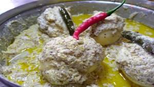 egg bhanpa
