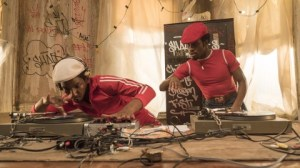 Grandmaster Flash on the 'Get Down'