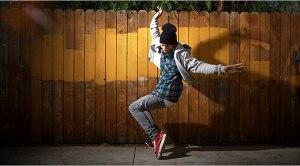 Jerking Dance