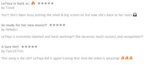 Luckett Reviews