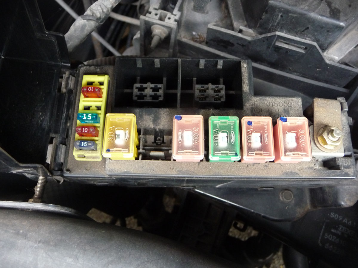 hight resolution of fuses bongo buddy rh bongobuddy co uk kia k2700 fuse box diagram kia rio fuse box