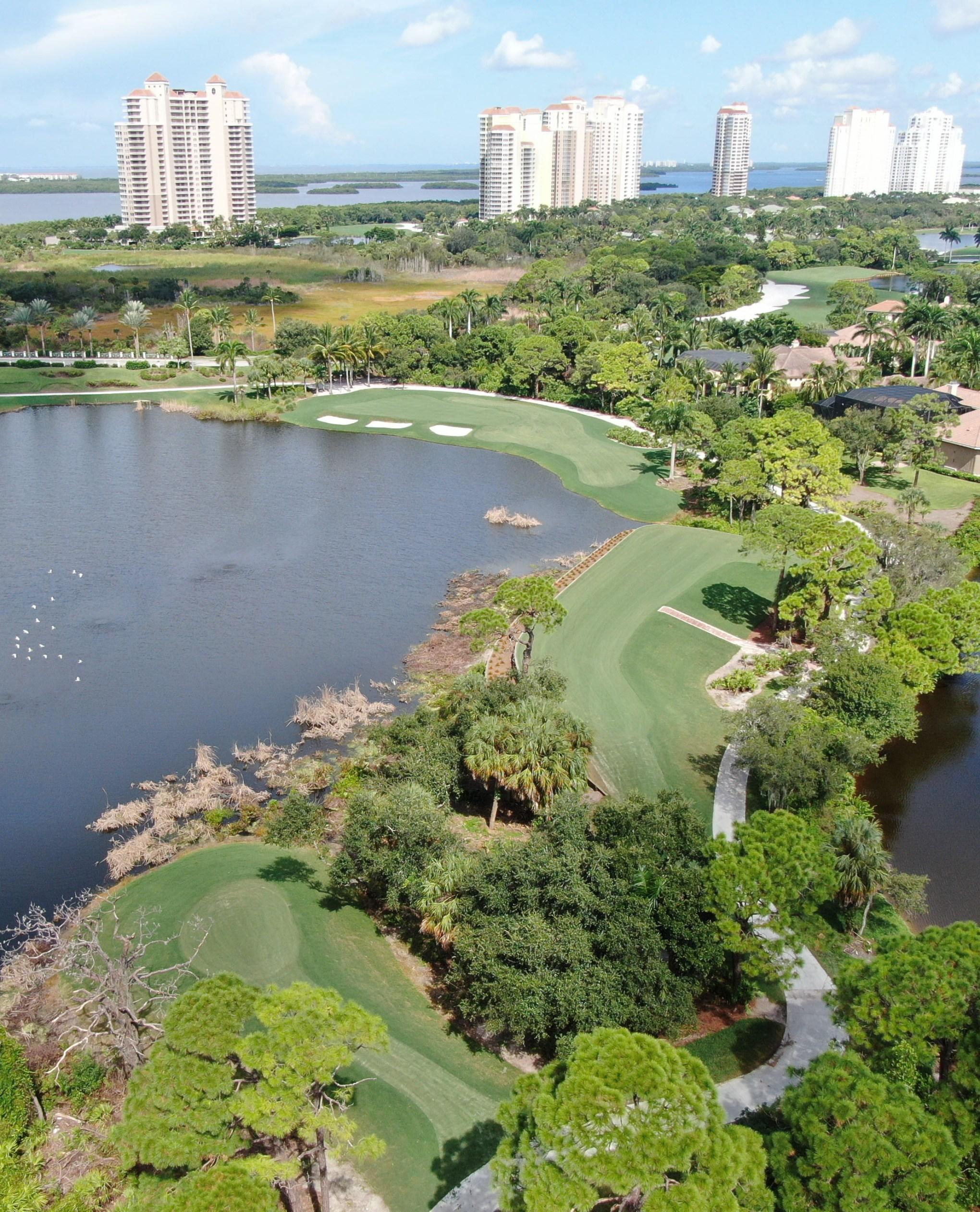 Golf Courses at Bonita Bay Club