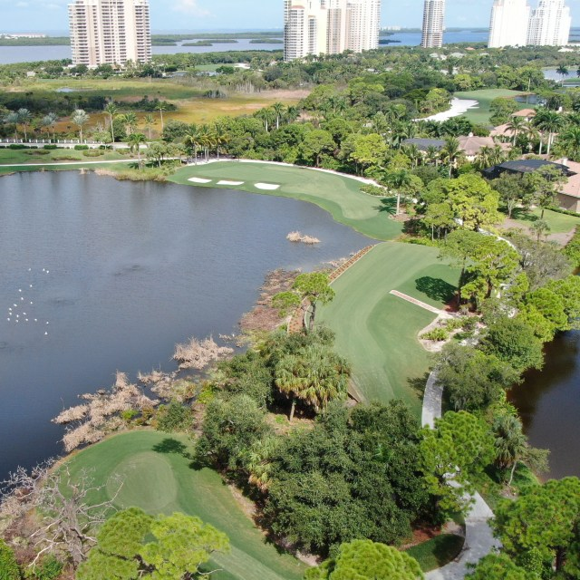 Golf Courses at Bonita Bay Club