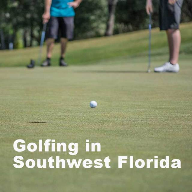 Southwest Florida golf corses