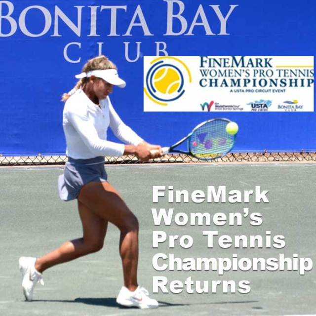 Women's Pro Tennis Championship at Bonita Bay Club 2019 player