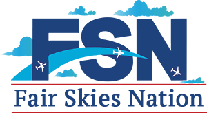 Fair Skies Nation Logo Design