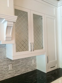 Decorative Cabinet Glass Inserts - The Glass Shoppe A ...