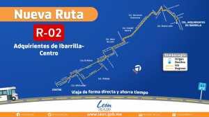 RUTA CONVENCIONAL R-02