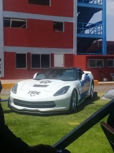 Patrulla Corvette