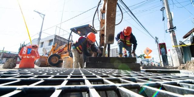 Invierte Sapal en obras pluviales