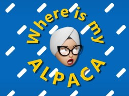 Where is my alpaca? (official)