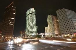night life, Potsdamer Platz,