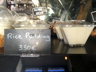 Rice pudding (Rizogalo)
