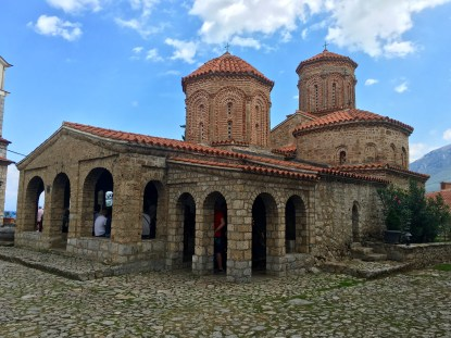Monastery of St Naum - Real Food Adventure Macedonia and Montenegro