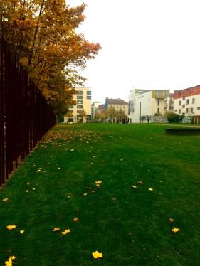 Berlin Wall Memorial - Bernauer Strasse
