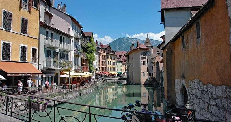 visiter Annecy en amoureux
