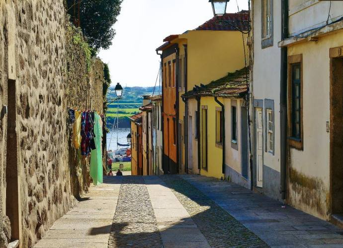 location de voiture à Porto