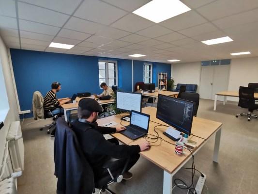 La Source, un espace de co-working situé à Saint-Eulalie