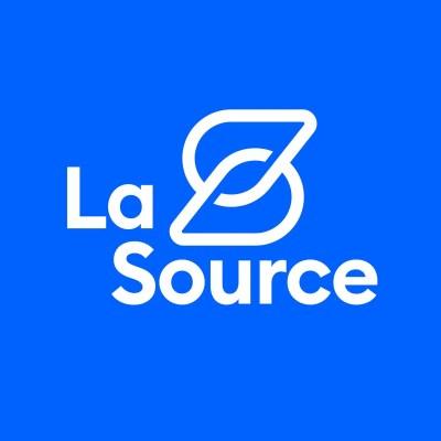 Logo de La Source, un espace de co-working situé à Saint-Eulalie