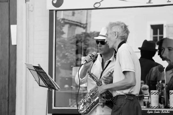 Spy pour le programme So jazzy de Jazz en Velay