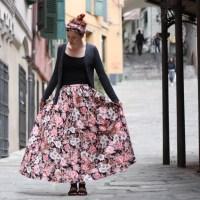 [dressing] Maxi Skirt