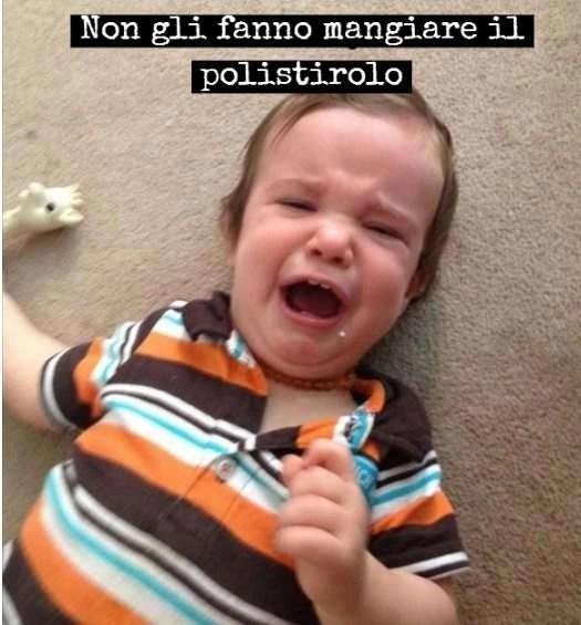 Motivazioni divertenti di bambini che piangono 28 Foto