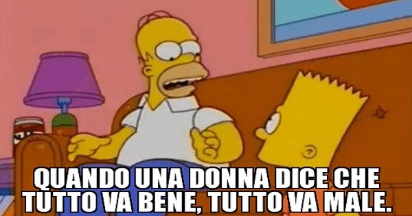 Le frasi pi divertenti dei Simpson 15 Foto  Bonkadaycom