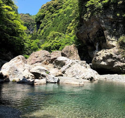 高知でお試し移住〜日本一の水質・清流仁淀川(によどがわ)を堪能してきたよ!