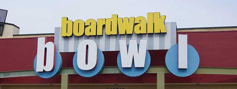 Bonkerz Comedy Club - Orlando at Boardwalk Bowl Ent  Center