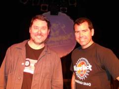 Doug Benson at Bonkerz