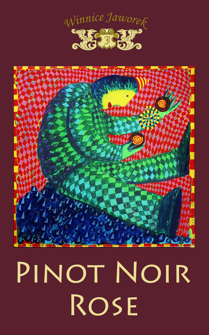 Winnice Jaworek Pinot Noir 2008