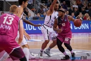 Baskets unterliegen Trento im Eurocup