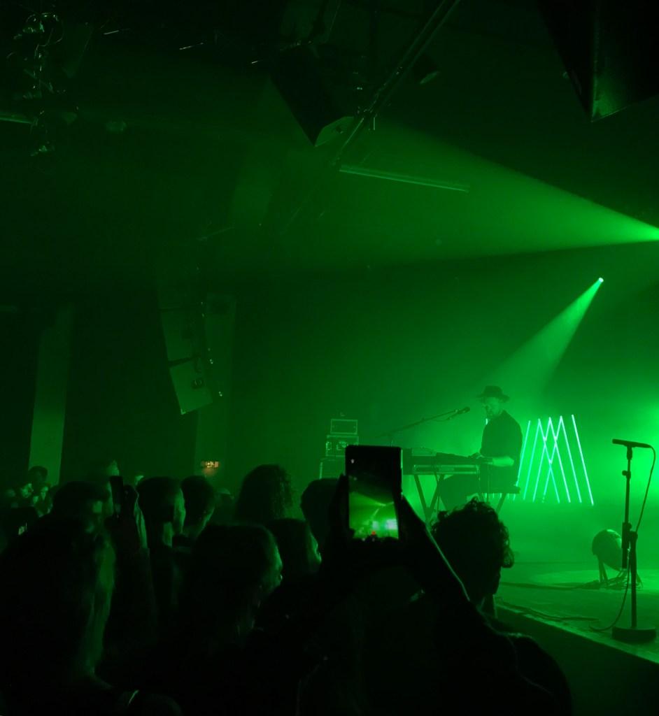 Kopfstimme und Synthesizer – bonnFM bei SOHN