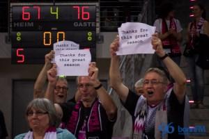 Bonn verabschiedet sich mit großem Kampf aus den Playoffs