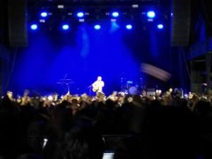 Heiße Gitarrensoli – James Arthur rockt das Palladium!