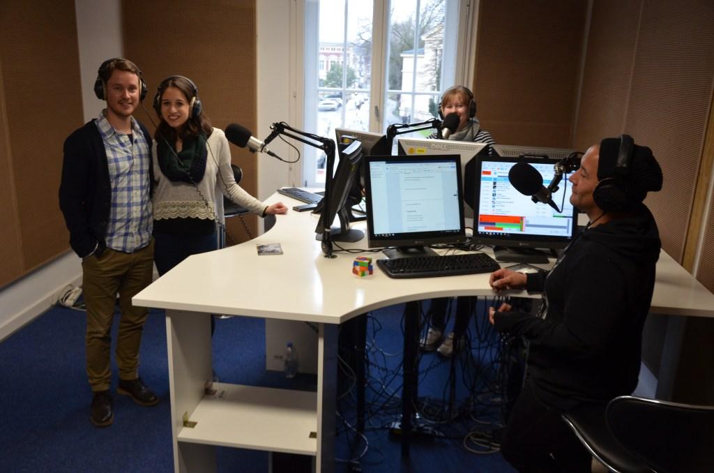 Theater Dramaturgisch Wertvoll – Ben Heering und Hanna Zubedi im Interview