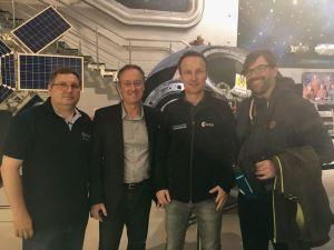 Interview mit dem deutschen ESA-Astronauten Matthias Maurer