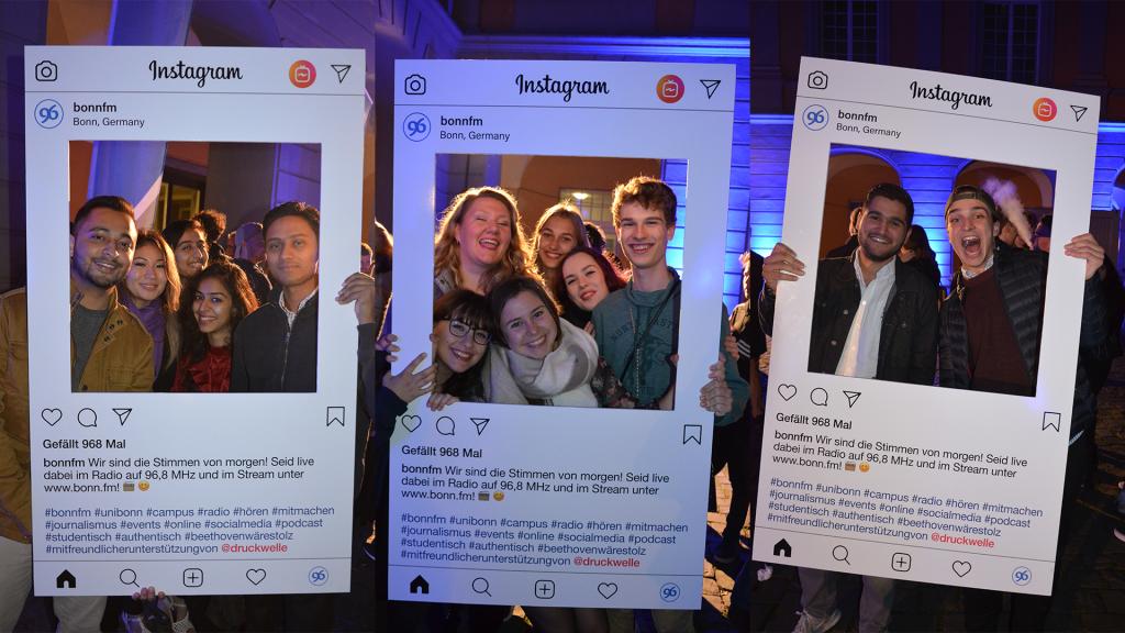 Erstsemester-Welcome Party der Uni Bonn 2018
