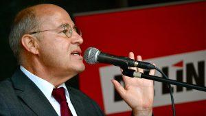 Zeit auszumisten: Gregor Gysi über die EU