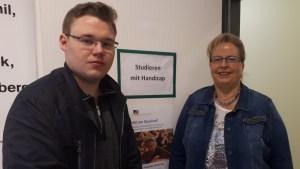 Studieren mit Handicap