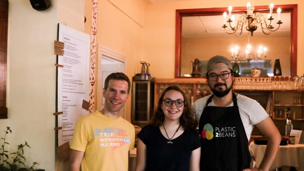 Zero Waste in der Gastronomie: Das Zero Waste Pop Up Café in Köln
