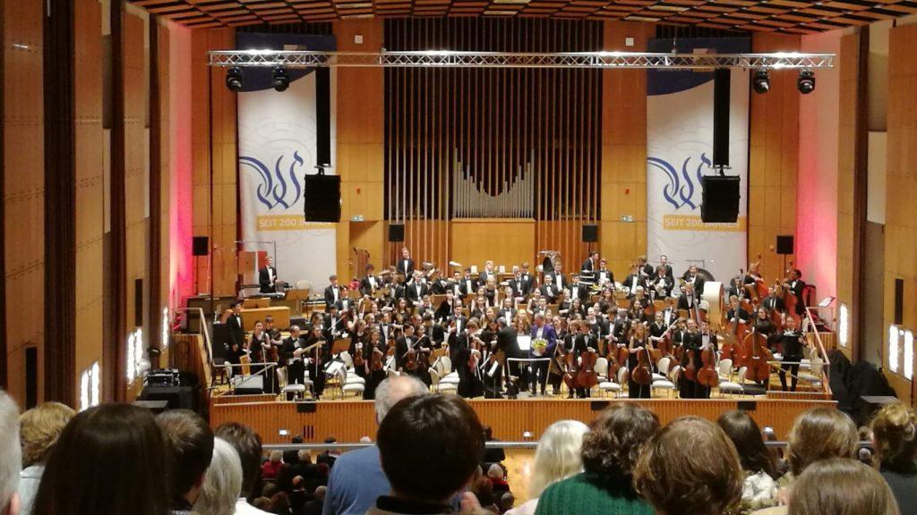 Gänsehaut Momente und Kopf-Kino: Das Bundesjugendorchester Bonn