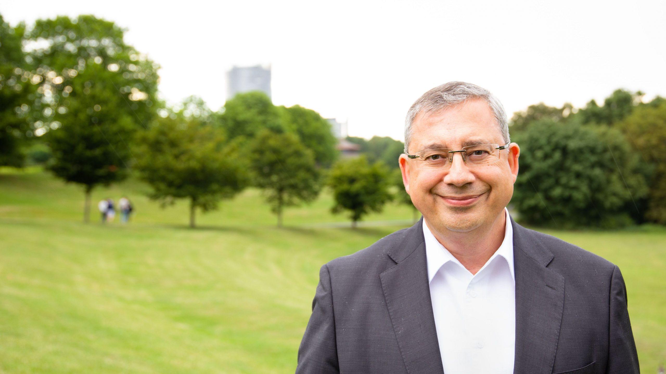 Kommunalwahlen 2020: Interview mit OB-Kandidat Werner Hümmrich (FDP)