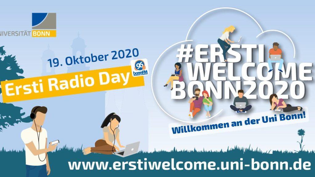Willkommen Erstsemester – der Ersti Radio Day bei bonnFM