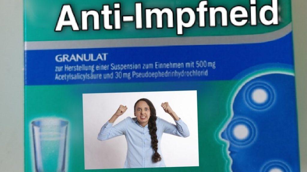 #impfneid – Über Solidarität und die deutsche Debattenkultur
