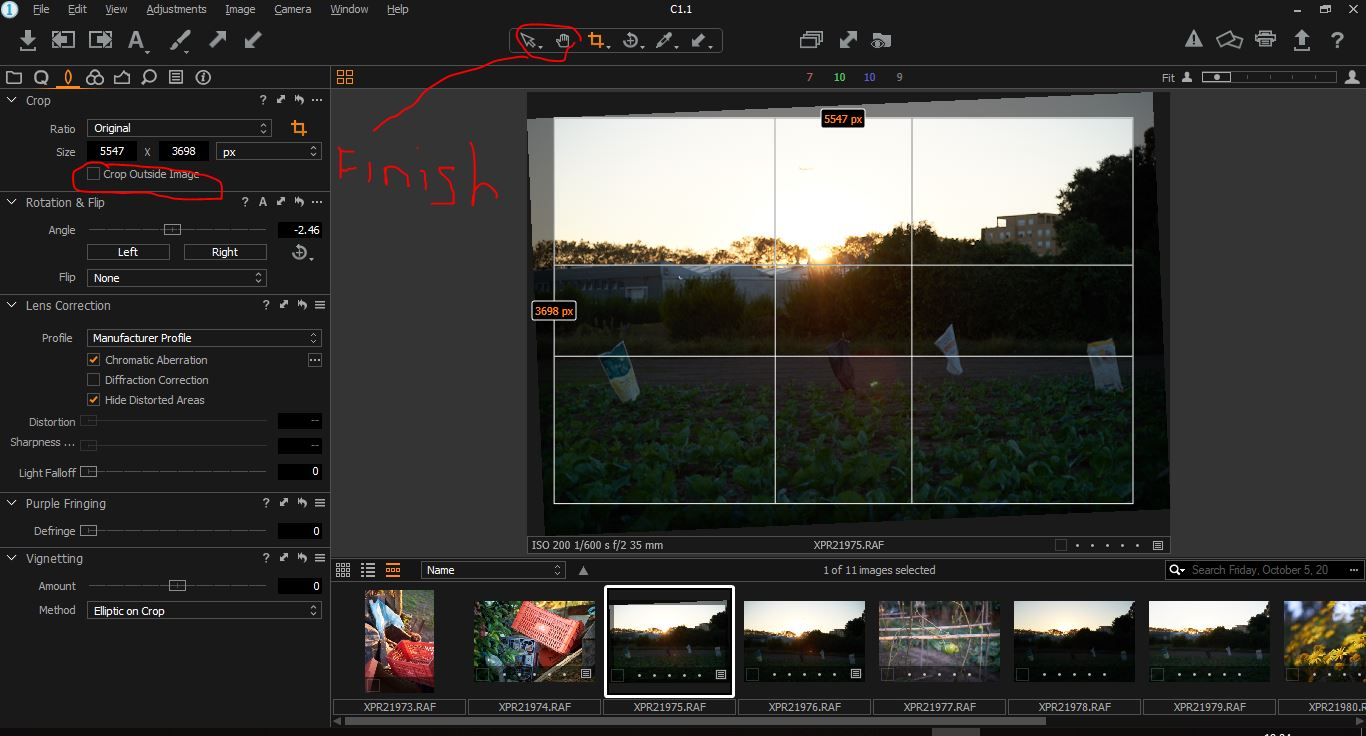 Capture One Express for Fujifilm: A Basic Guide