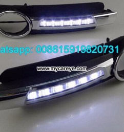 audi a6 drl led daytime running light led driving lights [ 1200 x 800 Pixel ]